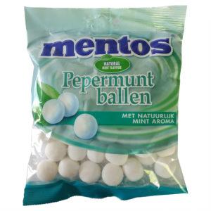 Mentos-Pepermuntballen
