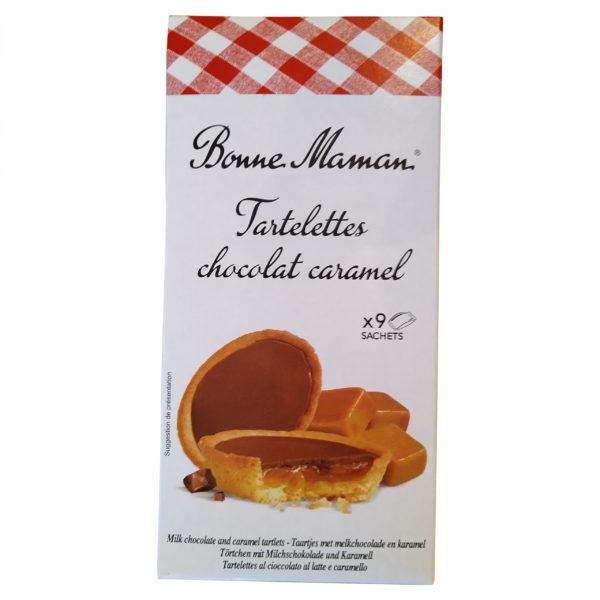 Bonne-manan-tartelette-choco-caramel